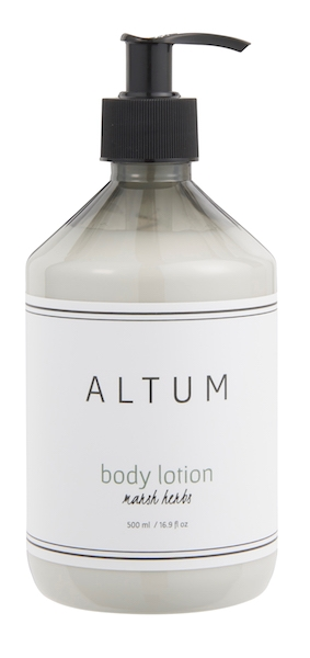 Ib laursen Bodylotion Altum Marsh Herbs
